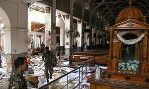 Nhân chứng nhìn thấy máu, thi thể la liệt sau 8 vụ nổ ở Sri Lanka
