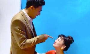 Gọi chồng là 'thú cưng', Hari Won bị Trấn Thành 'tát yêu'