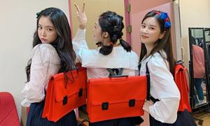 Instagram sao Hàn 21/4