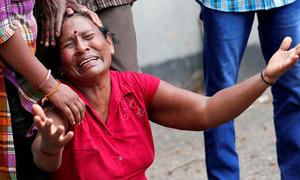 Cảnh sát trưởng Sri Lanka từng cảnh báo vụ đánh bom 10 ngày trước