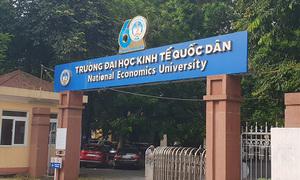 5 sinh viên Sơn La bị loại khỏi ĐH Kinh tế Quốc dân vì dính gian lận
