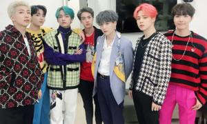BTS là nhóm nhạc đầu tiên của thế kỷ 21 đạt thành tích tương tự The Beatles