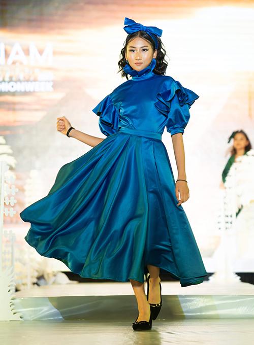 Tuần lễ thời trang trẻ em quốc tế Việt Nam 2019 sẽ được tổ chức trong 3 ngày tại thủ đô Hà Nội. Dự kiến chương trình sẽ thu hút 15 thương hiệu thời trang trẻ em trong và ngoài nước, cùng với sự tham gia biểu diễn của 450 mẫu nhí tài năng đến từ mọi miền tổ quốc.