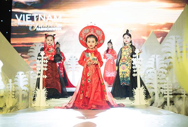 Lễ công bố Tuần lễ thời trang trẻ em quốc tế Việt Nam 2019 được tổ chức