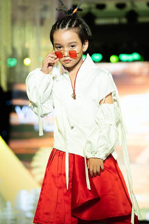 Tuần lễ Thời trang trẻ em quốc tế Việt Nam sẽ được tổ chức tại Bảo tàng Hà Nội, Quảng trường Đông Kinh Nghĩa Thục và khách sạn Long Vĩ, Hà Nội từ ngày 22 đến ngày 24/11.