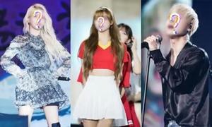Đoán được idol Kpop nào, hát bài gì thì bạn quá đỉnh (3)