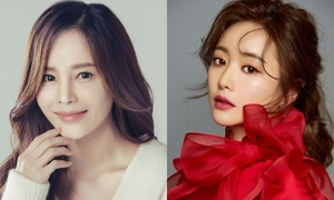'Cô dâu vàng' Lee Young Ah và 'Mỹ nhân dao kéo' Hong Soo Ah đến Việt Nam