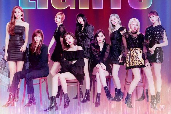 Ca khúc mới của Twice đạt thành tích khủng trên bảng xếp hạng.