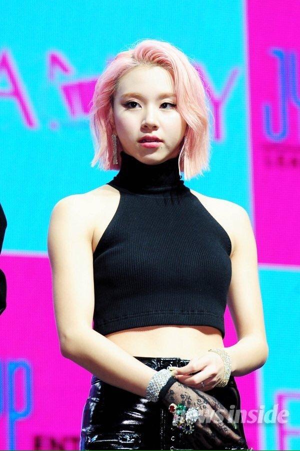 <p> Fan nhận xét hình tượng mới của Chae Young cực hợp với phong cách sexy, táo bạo của ca khúc <em>Fancy You.</em></p>