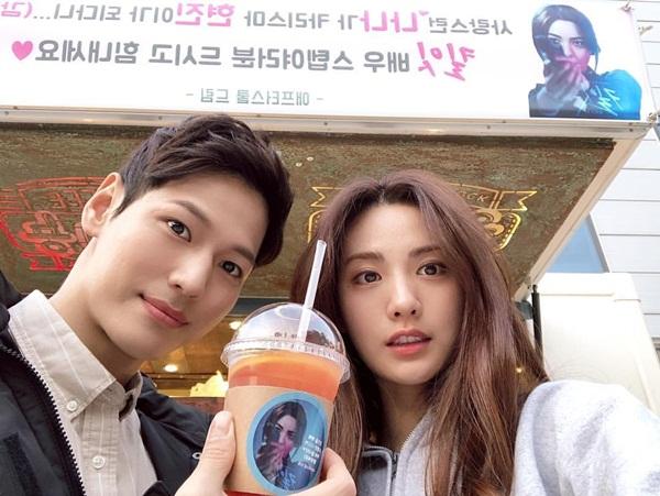 Instagram sao Hàn 23/4 - page 2 - 4