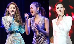 Những màn hát live dở tệ của sao Việt