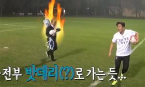 HLV Park Hang-seo 'nổi đóa' xử trò cũ Ahn Jung Hwan