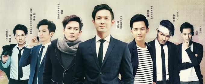 """<p> Hình tượng """"tổng tài bá đạo"""" gắn với Chung Hán Lương trong các bộ phim gần đây.</p>"""