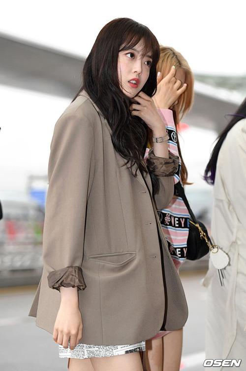 Su Yeon đảm nhận vai trò trưởng nhóm.