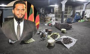 Hình ảnh 2 anh em nghi phạm vụ đánh bom ở Sri Lanka