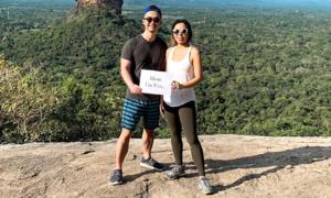 Cặp đôi thoát chết khỏi vụ đánh bom ở Sri Lanka vì... ngủ dậy muộn