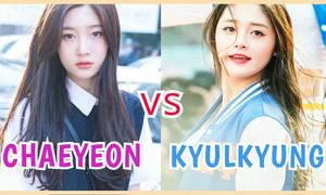 Chae Yeon (DIA) và Kyul Kyung (Pristin): Visual nào 'đỉnh' hơn?