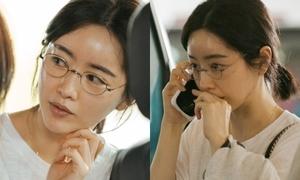 'Mỹ nhân dao kéo' Hong Soo Ah để mặt mộc khi đến Việt Nam