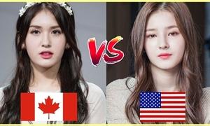Jeon Somi và Nancy (Momoland): 'Thiên thần lai' nào xinh đẹp hơn?