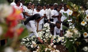 Sri Lanka hạ số người chết trong vụ đánh bom vì... thống kê nhầm