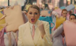 Taylor Swift comeback với MV 'hường phấn' và siêu phẩm 'gây nghiện'