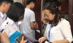 Chấm trắc nghiệm tại 63 cụm thi THPT Quốc gia 2019