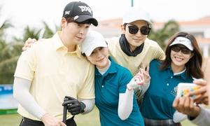 Kang Eun Tak - Lee Young Ah chạm mặt ở Việt Nam sau chia tay