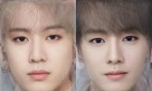 Trộn khuôn mặt các thành viên, đố bạn đó là boygroup nào? (4)