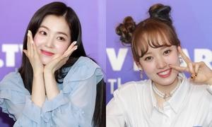 Red Velvet, Weki Meki nhí nhảnh tại buổi ký tặng fan Việt