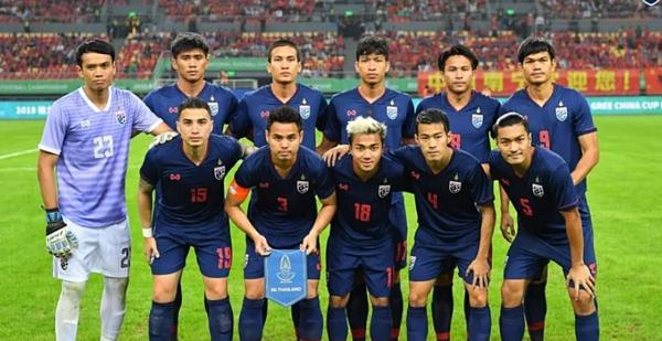 Đội bóng Thái Lan sở hữu nhiều cầu thủ đang thi đấu ở nước ngoài.