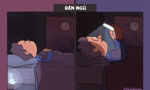 Giấc ngủ thay đổi như thế nào khi bạn lớn lên?