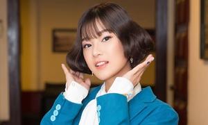 Hoàng Yến Chibi tóc ngắn xinh yêu như búp bê