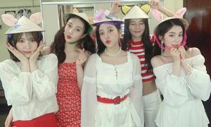 Instagram sao Hàn 27/4