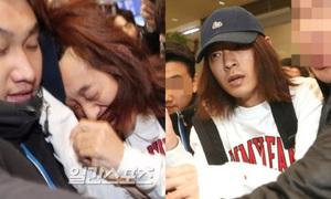 Bức ảnh 'Jung Joon Young bị giật tóc' đoạt giải thưởng báo chí Hàn Quốc