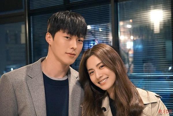 Nana đẹp đôi bên bạn diễn Jang Ki Yong của Kill It.