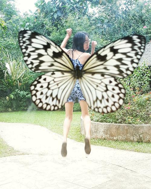 Tiên nữ cánh bướm!!!