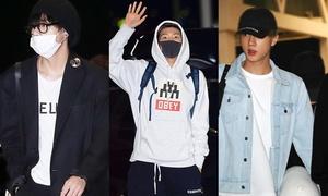 BTS lên đường sang Mỹ dự Billboard Music Awards