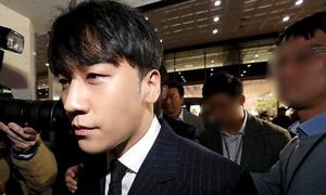 Cảnh sát xin lệnh bắt giữ Seung Ri vào tuần này