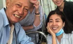 Ốc Thanh Vân tiết lộ lý do Mai Phương không tới viếng Lê Bình