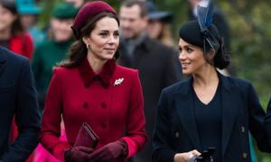Vợ chồng Harry - Meghan hủy theo dõi William - Kate trên Instagram