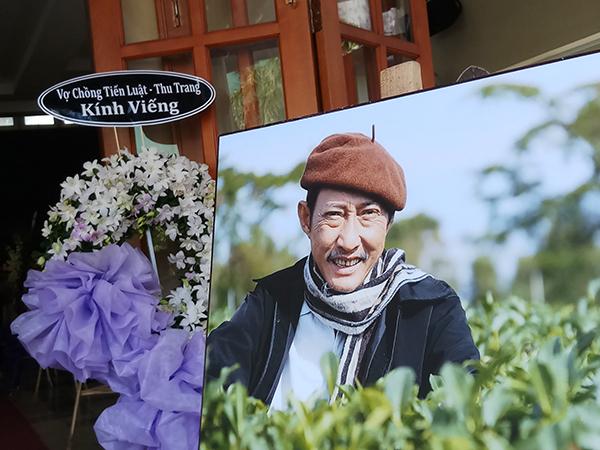 Nghệ sĩ Lê Bình qua đời trong sự tiếc thương của nhiều đồng nghiệp, khán giả. Ảnh: Hoài Sương.