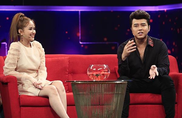 Anh Tâm - Phương Hằng bóc phốt nhau trên sóng truyền hình.