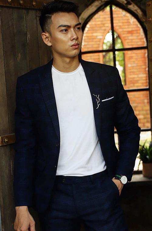 Vẻ nam tính của đại diện Việt Nam tại Man of The World 2019 - 4