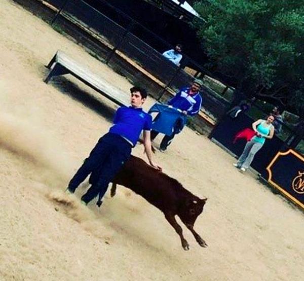 Fran Gonzalez là người thứ hai trong tuần thiệt mạng do bò tót húc ở Tây Ban Nha.