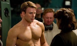 Body cơ bắp chuẩn chỉnh của dàn siêu anh hùng 'Avengers'