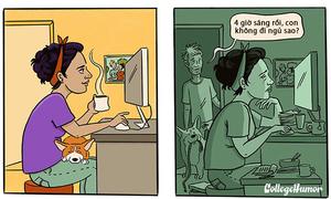Nghề freelancer - tưởng tượng khác xa thực tế