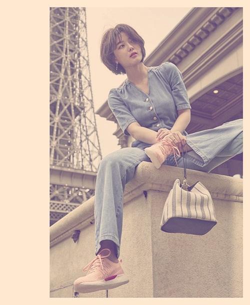 Kim Yoo Jung nhá hàng bộ ảnh mới với