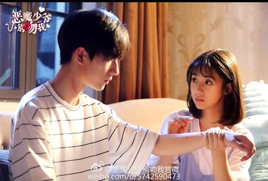 Bạn có nhớ chi tiết phim Thiếu gia ác ma xin đừng hôn tôi? (2) - 3