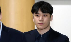 Seung Ri lần đầu lộ diện sau gần 2 tháng 'ở ẩn'