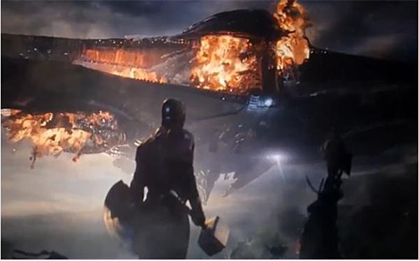 6 cảnh phim tạo hưng phấn và nhiều bất ngờ nhất trong Avengers: Endgame - 3